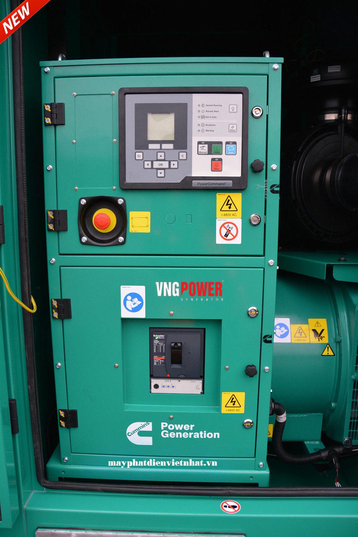 Bảng điều khiển máy phát điện cummins