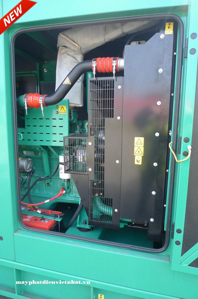 Cấu tạo chi tiết của máy phát điện cummins