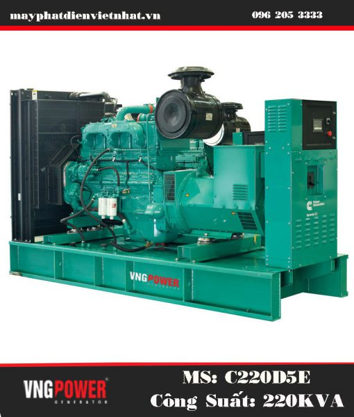 may-phat-dien-cummins 220kva-ms-c220d5e