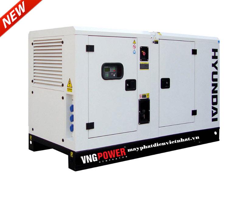 máy phát điện hyundai gồm những loại nào