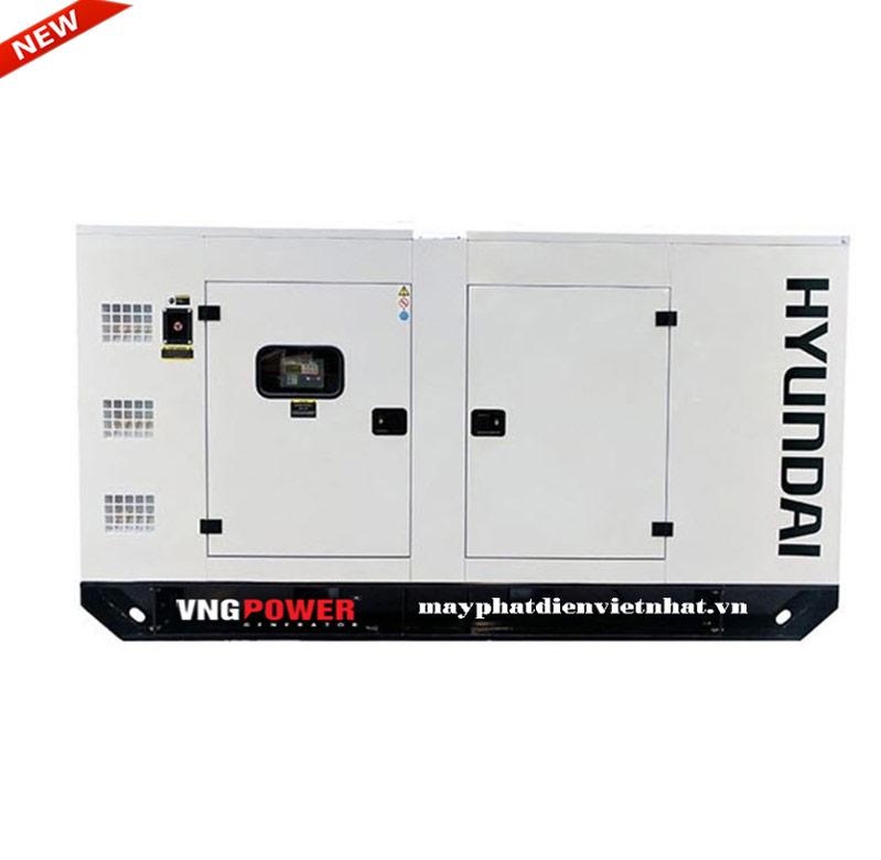 Tính năng của máy phát điện hyundai