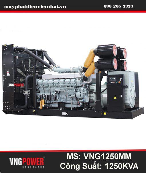 Máy-phát-điện-mitsubishi-1250kva-Mới-chính-hãng