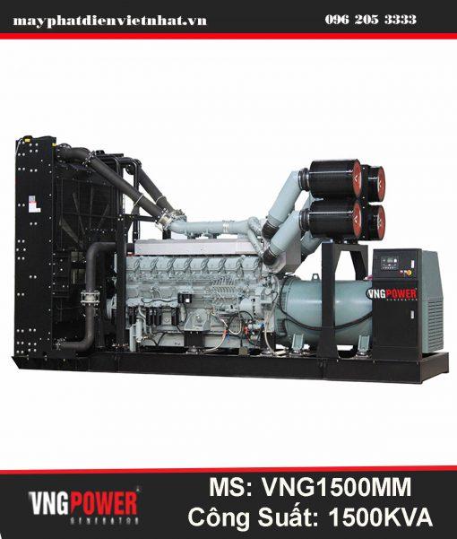 Máy-phát-điện-mitsubishi-1500kva-Mới-chính-hãng