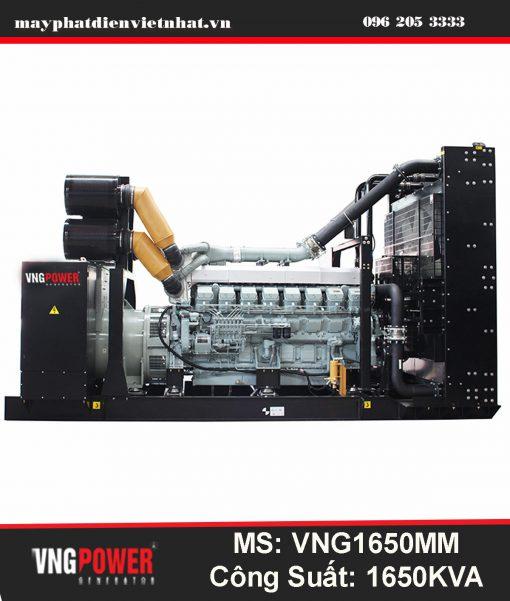 Máy-phát-điện-mitsubishi-1650kva-Mới-chính-hãng