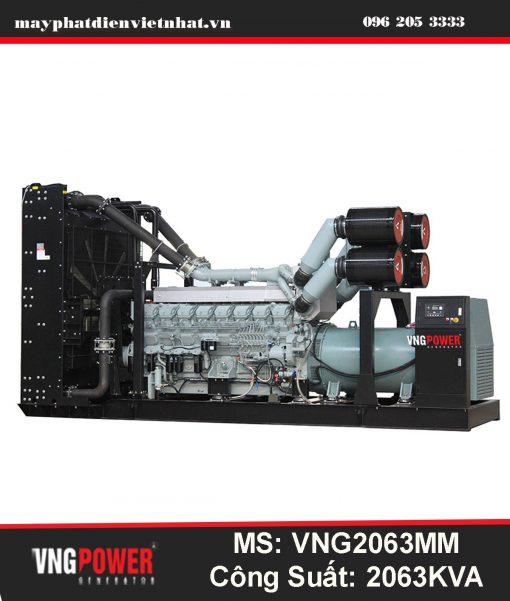 Máy-phát-điện-mitsubishi-2063kva-Mới-chính-hãng