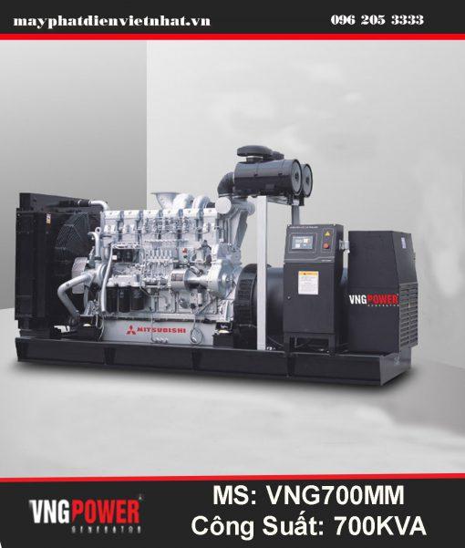 Máy-phát-điện-mitsubishi-700kva-Mới-chính-hãng