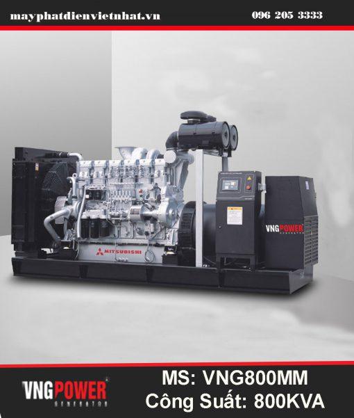 Máy-phát-điện-mitsubishi-800kva-Mới-chính-hãng