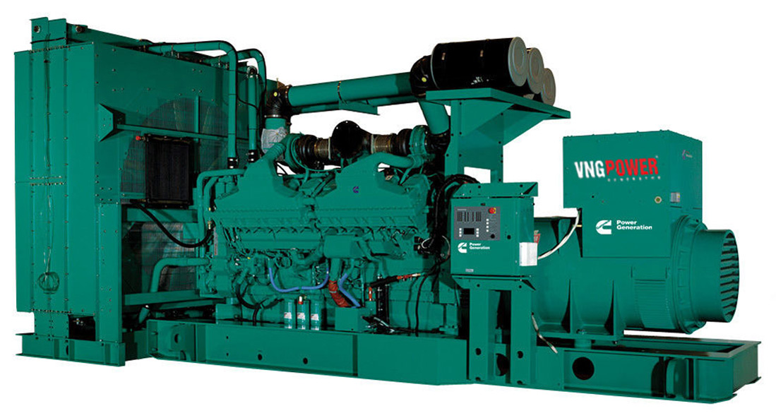 nhà cung cấp máy phát điện diesel