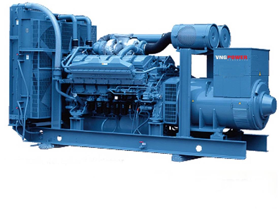 máy phát điện diesel mitsubishi