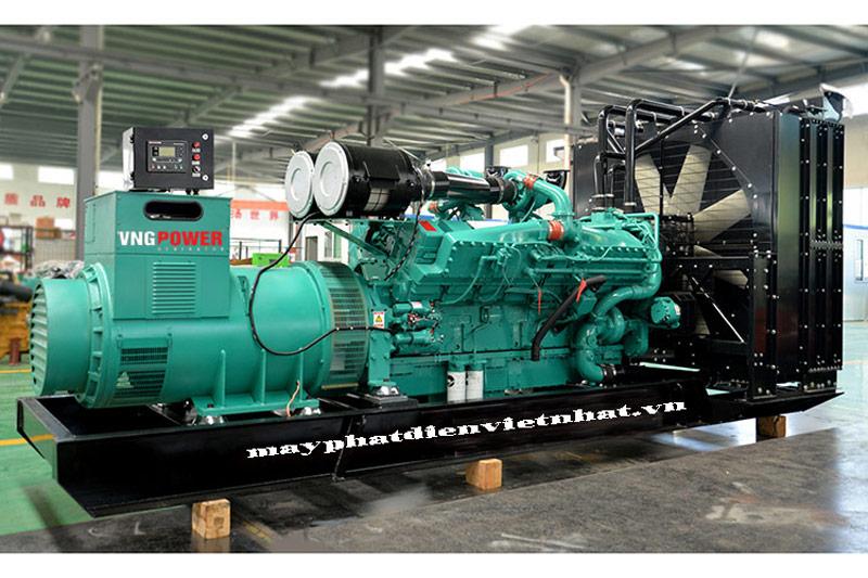 máy phát điện công nghiệp cở lớn