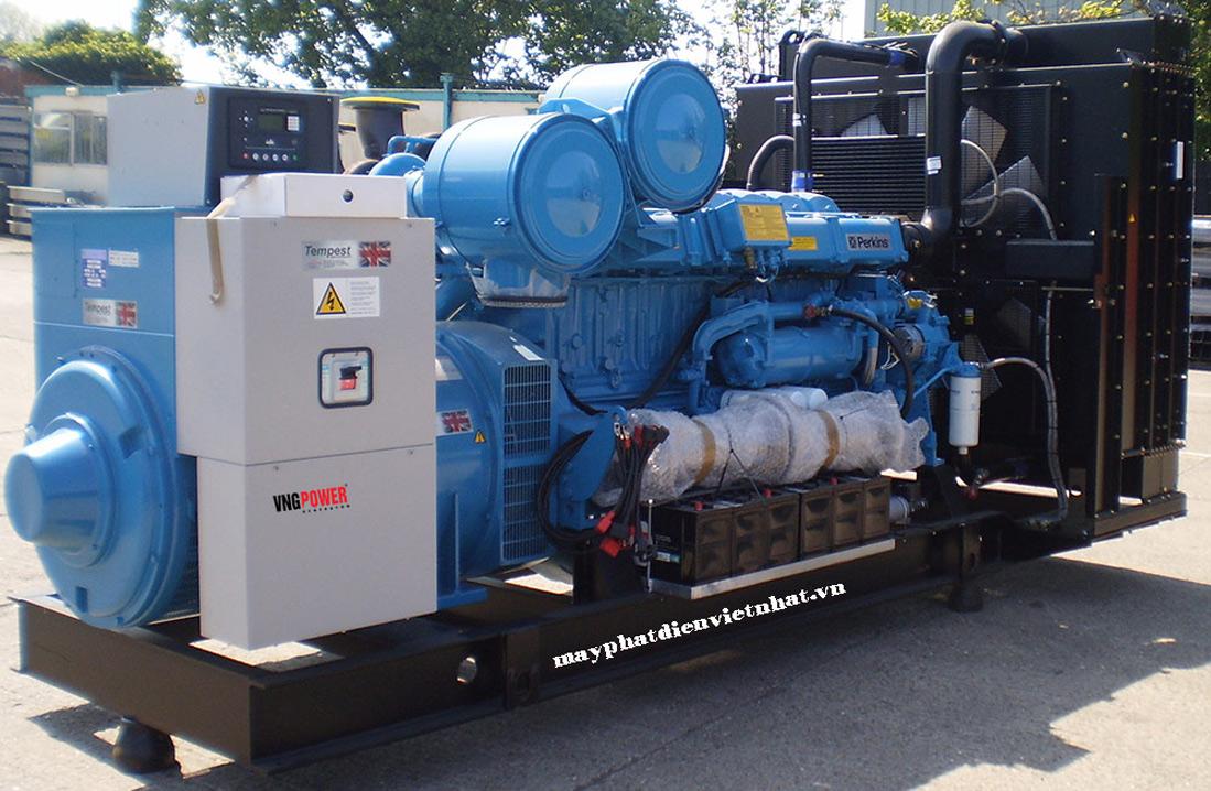 chuyên nhập khẩu máy phát điện diesel