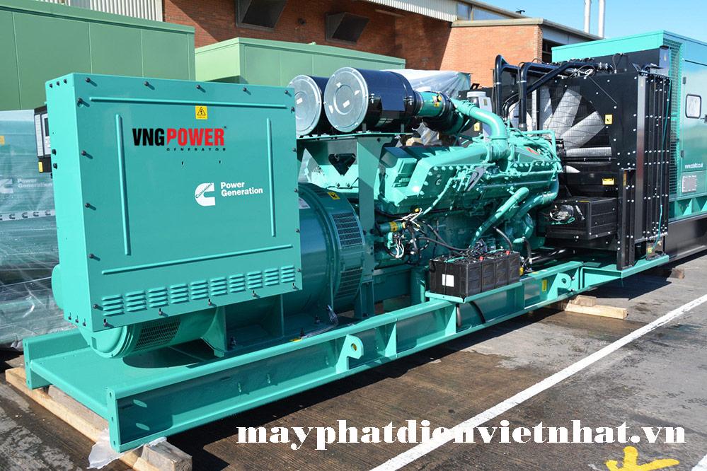 máy phát điện công nghiệp công suất lớn hà nội