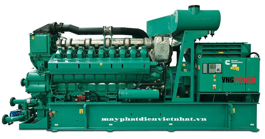 Máy phát điện công nghiệp công suất lớn