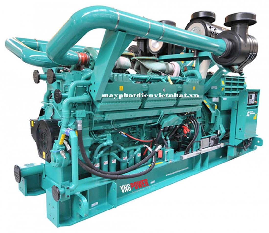 máy phát điện diesel công nghiệp