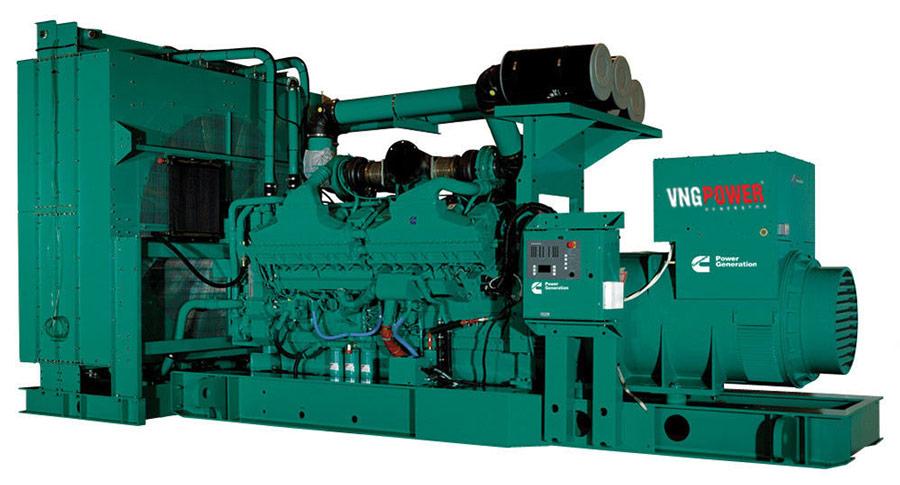 mua máy phát điện công nghiệp công suất lớn