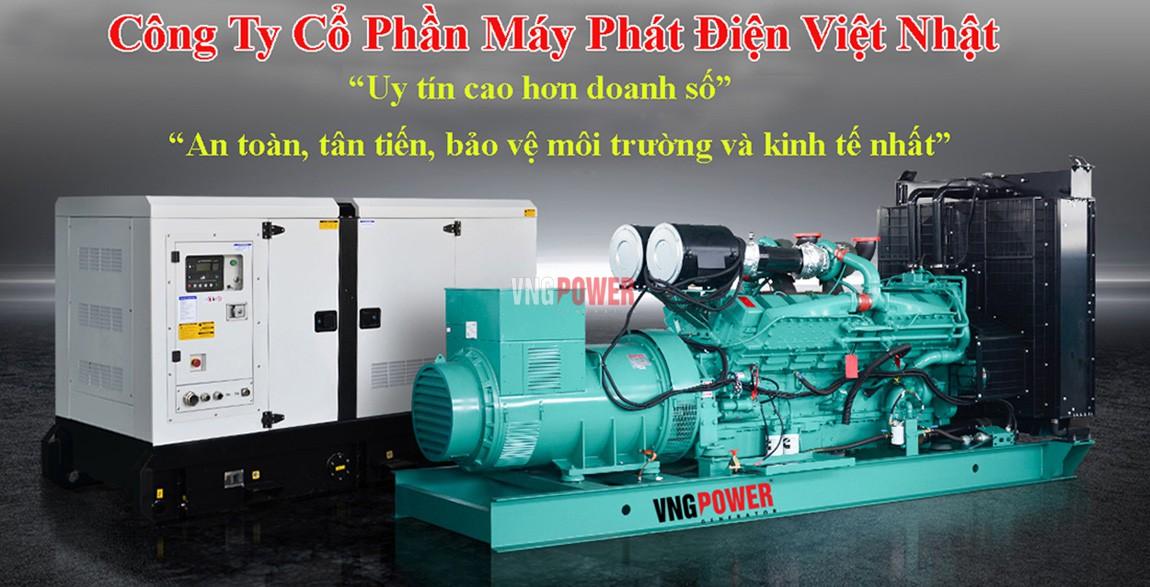 Bán máy phát điện công nghiệp tại hà nội, tphcm