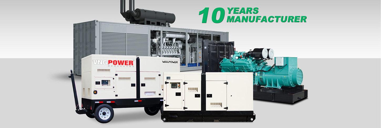 Công ty cung cấp máy phát điện công nghiệp công suất lớn