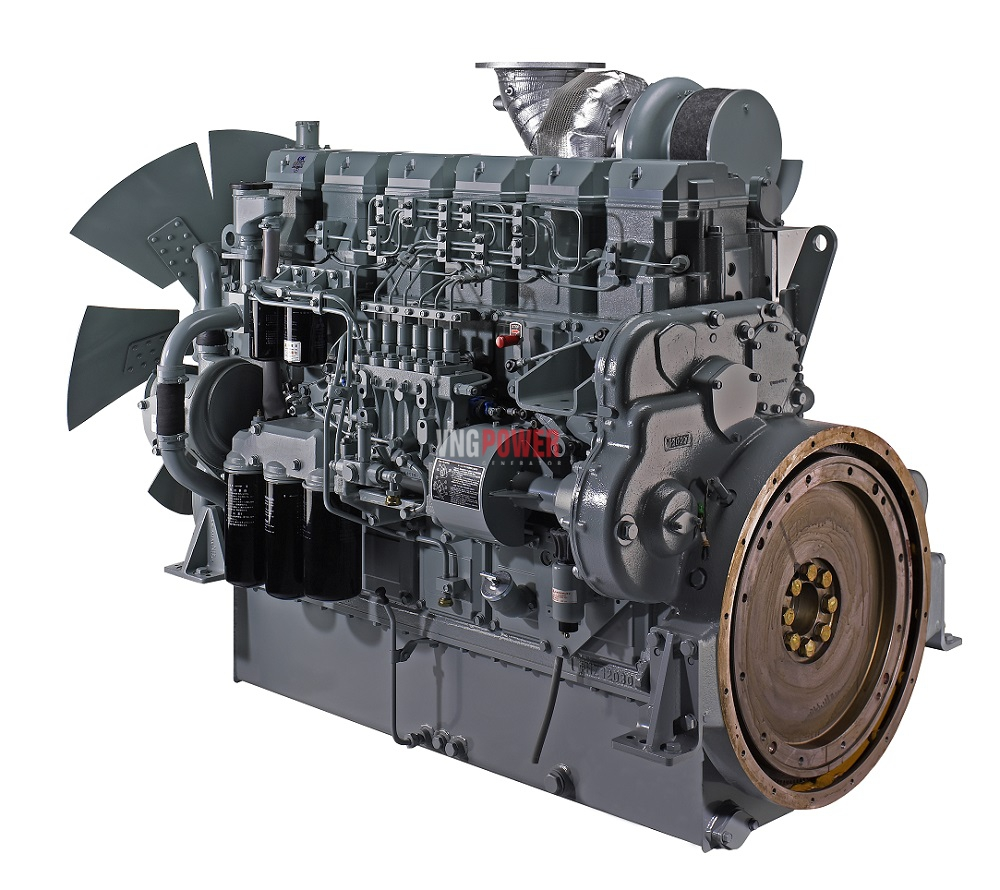 động cơ máy phát điện diesel mitsubishi