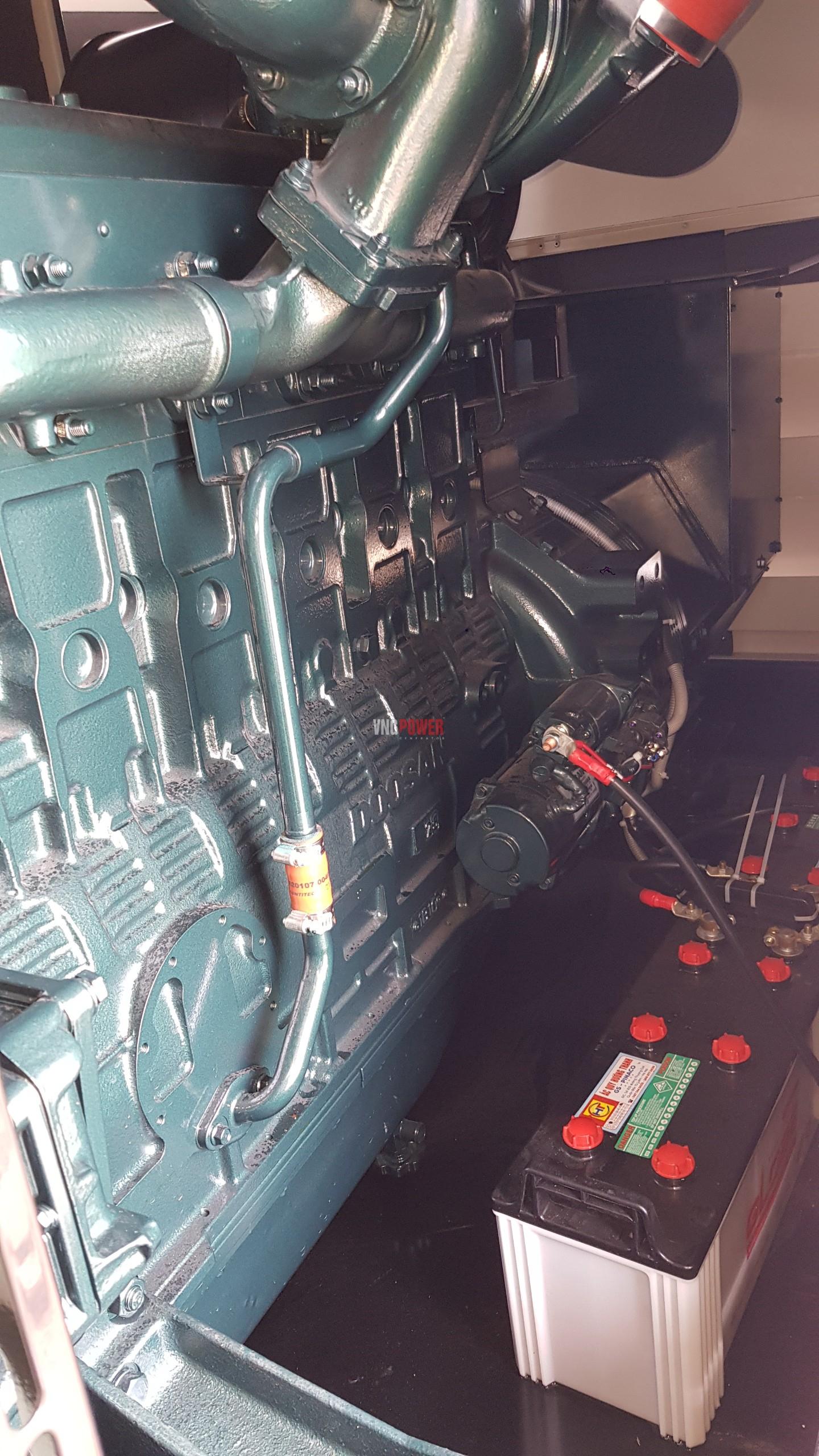 Dự án Máy phát điện 275Kva Bệnh Viện Dã Chiến An Giang 11